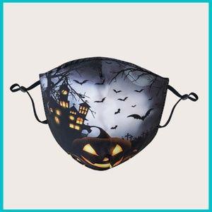 ‼️LAST ONE‼️ 🎃 Halloween Satin Face Mask